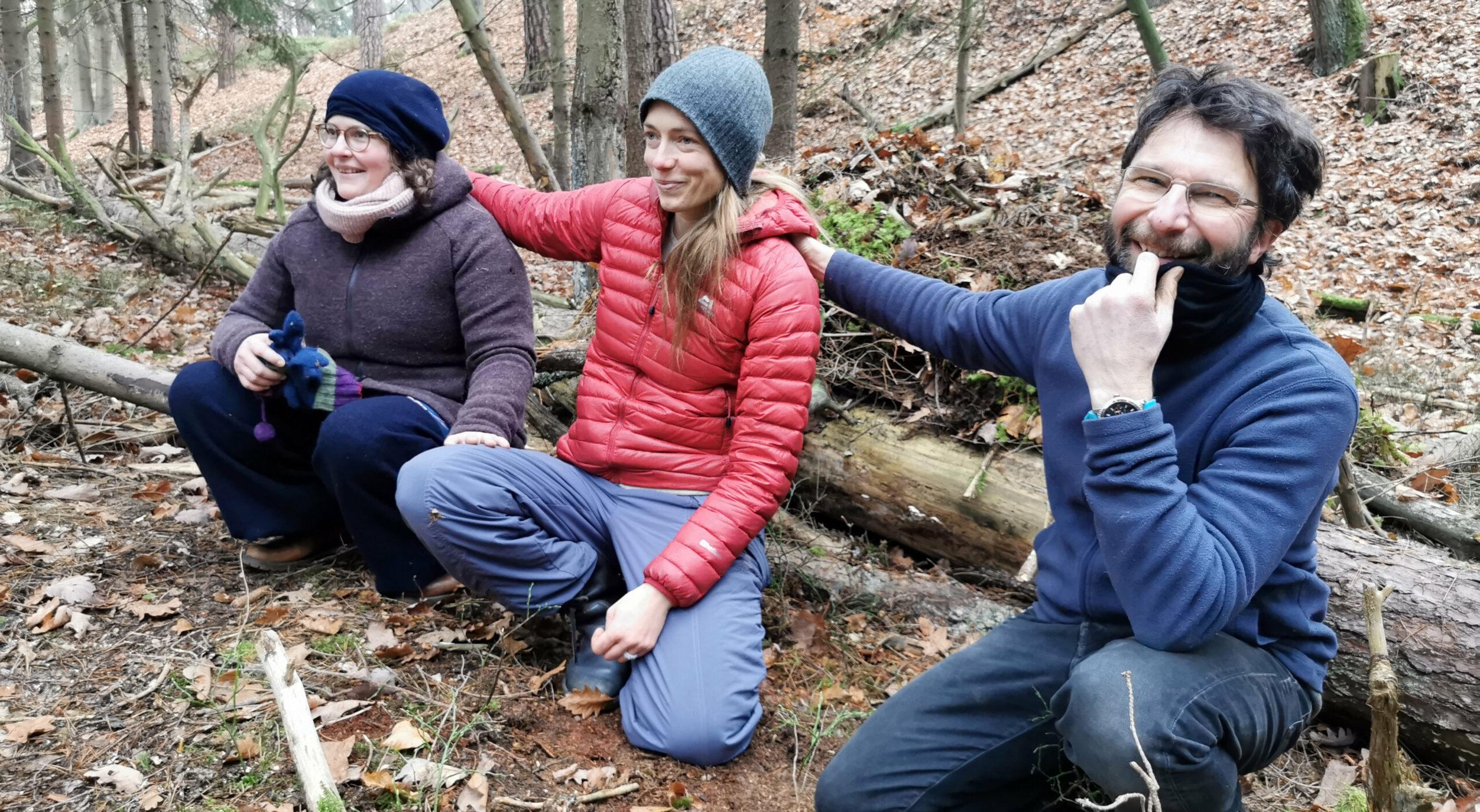 11. On Mission, Geschichten aus der Naturschule